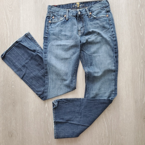 7 For All Mankind Denim - 7 for all Mankind Flare Jeans Size 29